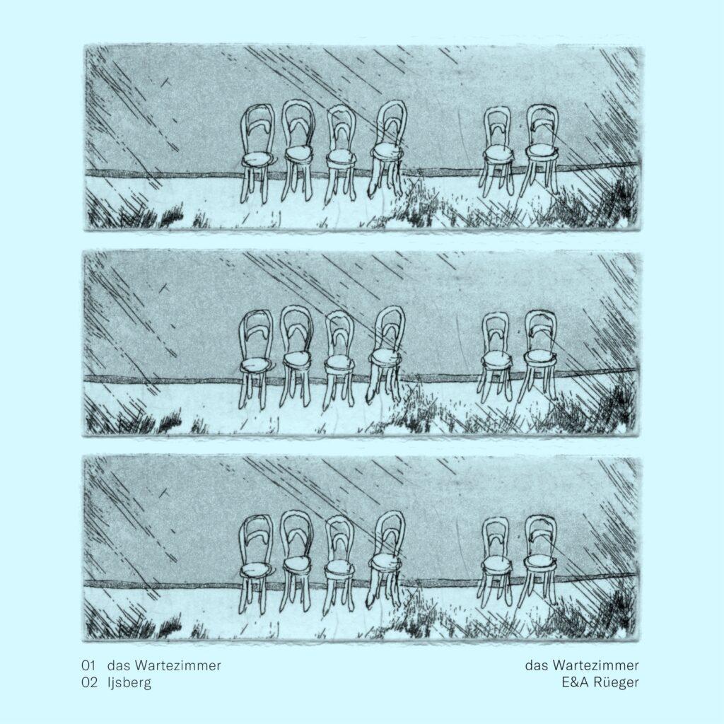 E&A Rüeger – Das Wartezimmer Cover
