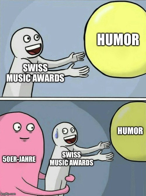 Swiss Music Awards in den Fängen des 50er-Jahre-Sexismus